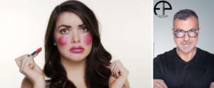 """Pablo e gli """"orrori"""" di Make Up: ecco come evitarli"""