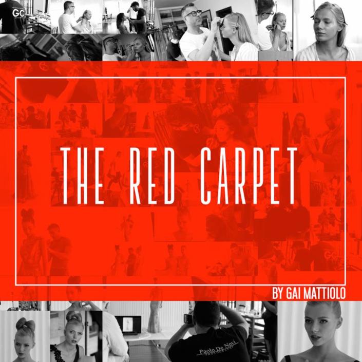 Trucco per Red Carpet Gai Mattiolo