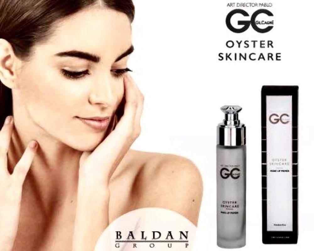 Oyster Skincare Baldan Group