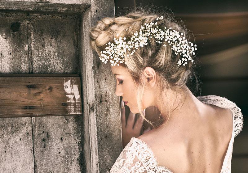 Trecce sposa