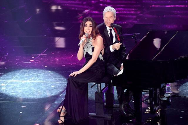 Trucco Virginia Raffaele al Sanremo 2018