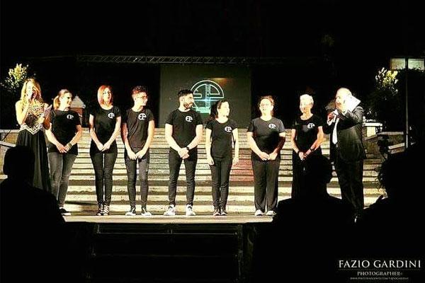 Allievi della Face Place Academy al Gala