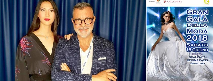 Gran galà della moda 2018: premio alla carriera per Pablo!