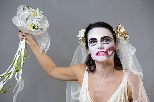 Makeup Sposa Trucco cadavere