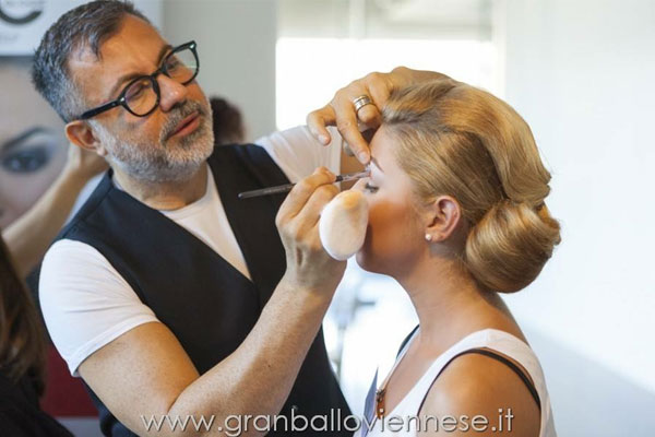 Makeup al Gran Ballo delle Debuttanti