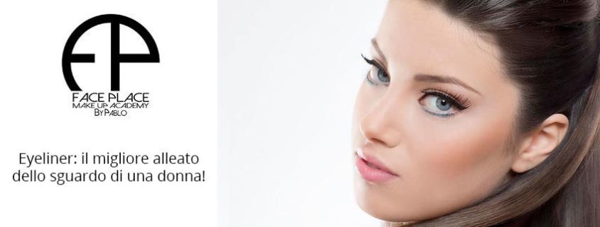 Eyeliner migliore alleato dello sguardo di una donna