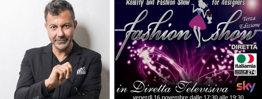 Torna in TV il Reality and Fashion Show for designers