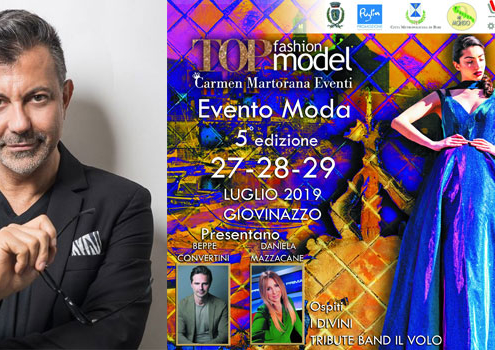 TOP Fashion Model: il premio personaggio TOP va a Pablo!