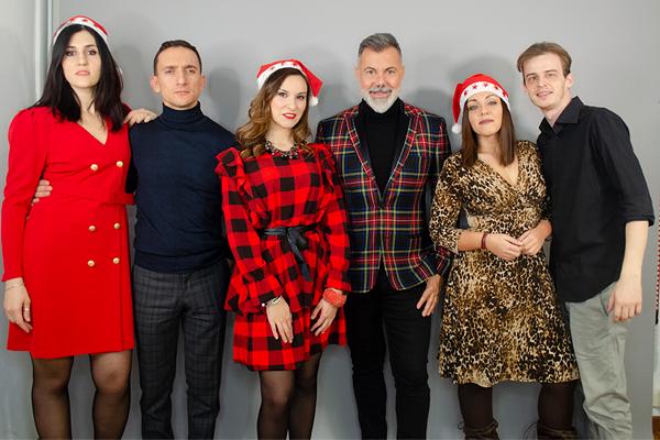 Makeup di Natale 2019 di Pablo Gil Cagnè