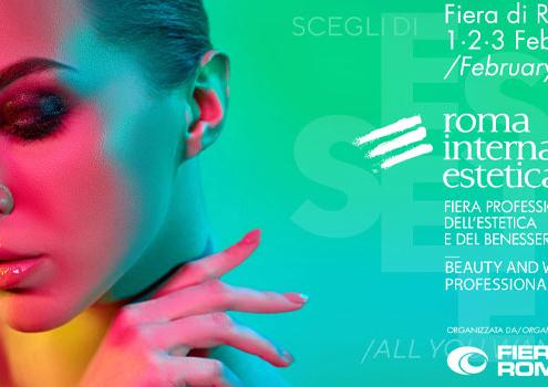 Roma International Estetica: un week end a tutto make up